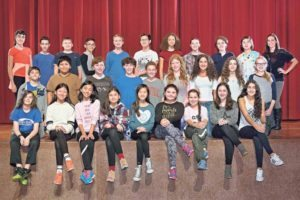 North Middle will present an evening of one-act plays on Nov. 22. (Photo by Jeff Barlowe)