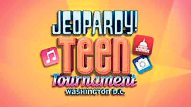 Jeopardy teen tournament wes