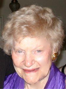 Doris Moss
