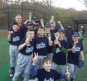 SportLittleLeagueAThe Thunder - Champs
