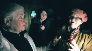 A still from Echoes from the Attic
