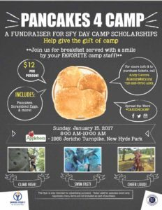 Pancakes for Camp