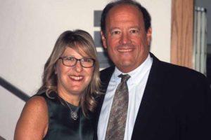 Marjorie and Jon Hoffman