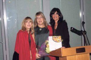 From left: Hope Gany, Marjorie Hoffman and Shari Garfinkel