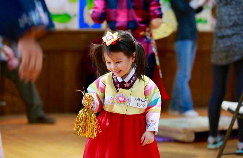 Korean New Year Traditional Food