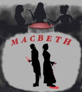 Levels will present William Shakespeare's Macbeth, a tale of ambition, murder and destiny. (Artwork by Molly Racsko)