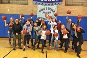 North Middle School staff will play the Harlem Wizards to raise money on Jan. 23, at 7 p.m.