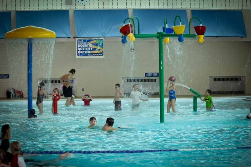 Kids can enjoy a staycation at Tully Park pool.