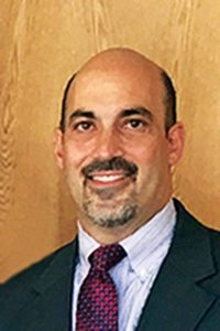 Ronald Gimondo is a recipient of a CAS Administrator of the Year Award.
