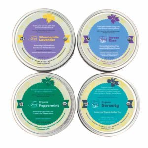Heavenly Tea Leaves are available in a variety of flavors that induce sleepiness.